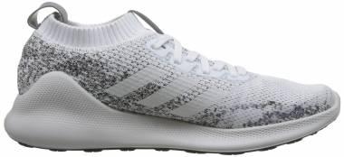 Adidas Purebounce+ - White/White/Carbon (BC0834)