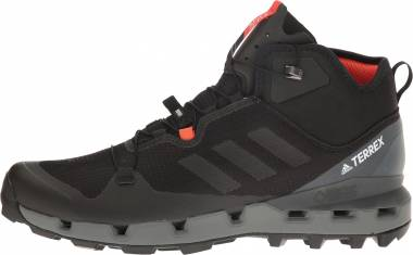 Adidas Terrex Fast Mid GTX Surround - Black Core Black Core Black Vista Grey S15 (BB0948)