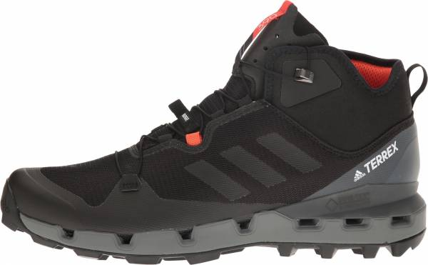 Adidas Terrex Fast Mid GTX Surround Black (Core Black/Core Black/Vista Grey S15)