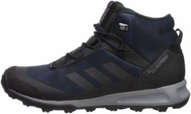 Adidas Terrex Tivid Mid CP - Col Navy/Black/Grey Three (G26518)