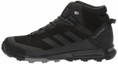Adidas Terrex Tivid Mid CP Black/Black/Grey Four Men