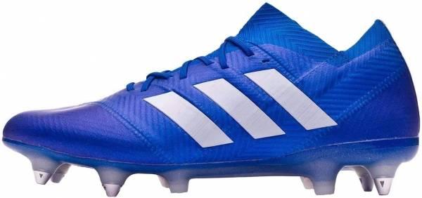 Adidas Nemeziz 18.1 Soft Ground - Blau Fooblu Ftwbla Fooblu 001 (DB2087)