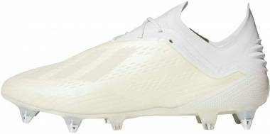Adidas X 18.1 Soft Ground - White