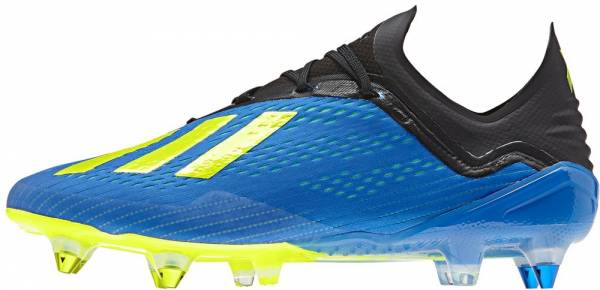Adidas X 18.1 Soft Ground blau