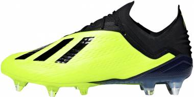 Adidas X 18.1 Soft Ground - Yellow