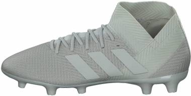 hot sale online 6494e 838da Adidas Nemeziz 18.3 Firm Ground Grey Men