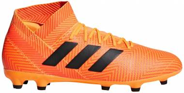 Adidas Nemeziz 18.3 Firm Ground - Zest/Core Black/Solar Red (DA9590)