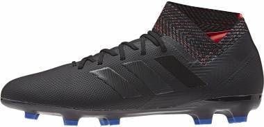 Adidas Nemeziz 18.3 Firm Ground - Black/Black