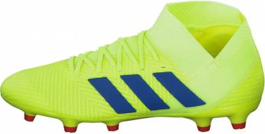 Adidas Nemeziz 18.3 Firm Ground - Solar Yellow/Football Blue/Active Red (BB9438)