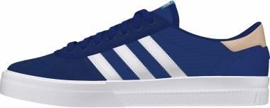 Adidas Lucas Premiere - Bleu Roi Blanc Orange Fluo (EE6213)