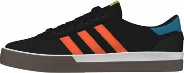 Adidas Lucas Premiere - Noir Orange Fluo Blanc (EE6214)