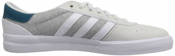 new arrival 98c90 0085c Adidas Lucas Premiere White Mgh Solid Grey Real Teal