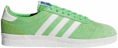 Adidas Munchen Super SPZL Verde (Intgrn/Cwhite/Cwhite Intgrn/Cwhite/Cwhite) Men