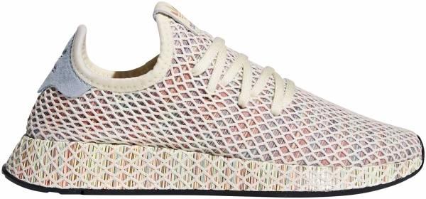 adidas Deerupt in weiß – der perfekte Sommersneaker | Adidas