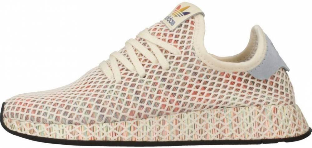 Obsesión Imperialismo persona que practica jogging  12 Reasons to/NOT to Buy Adidas Deerupt Pride (Jan 2021) | RunRepeat
