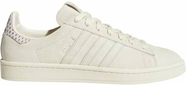 Adidas Campus Pride - Cream White Trace Pink Trace Scarlet