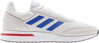 Adidas Run 70s  - Blanc Bleu Blanc
