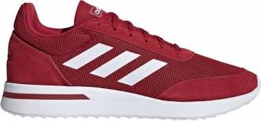 Adidas Run 70s  - Rouge Bordeaux Blanc Gris Foncã