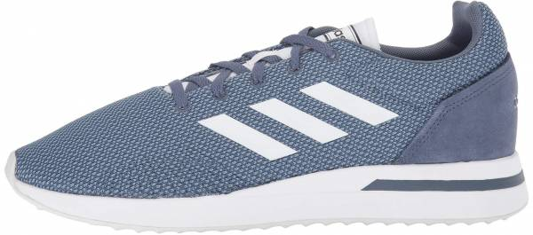 Adidas Run 70s sneakers in blue (only $64)