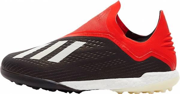 Adidas X Tango 18+ Turf - Core Black White Active Red
