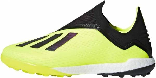 the best attitude b1d50 0e328 Adidas X Tango 18+ Turf Solar Yellow-black-white