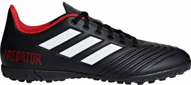 Adidas Predator Tango 18.4 Turf - Black/White/Red