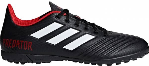 Adidas Predator Tango 18.4 Turf - Black/White/Red (DB2143)