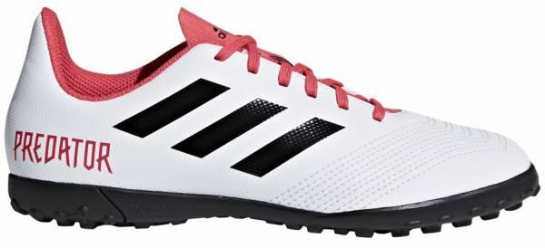 Adidas Predator Tango 18.4 Turf Black (Cblack/Ftwwht/Solred Cblack/Ftwwht/Solred)