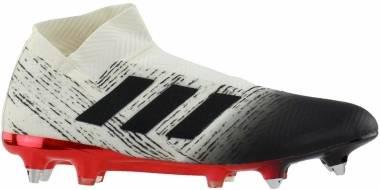 Adidas Nemeziz 18+ Soft Ground - Off White (F36152)