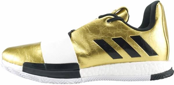 Adidas Harden Vol 3 - Goldmt Ftwwht Cblack (G54026)