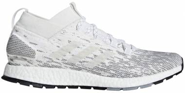 Adidas Pureboost RBL White/Raw White/Grey Men