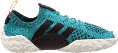Adidas F/22 Primeknit - Shock Green/Core Black