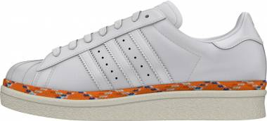 Adidas Superstar 80s New Bold - White (AQ0872)