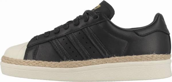Adidas Superstar 80s New Bold Core Black-core Black-off White
