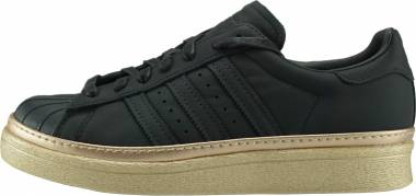 Adidas Superstar 80s New Bold - Black (B28041)