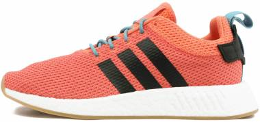 Adidas NMD_R2 Summer  Orange Men