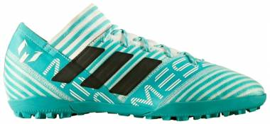 Adidas Nemeziz Messi Tango 17.3 Turf White/Legend Ink/Energy Blue Men