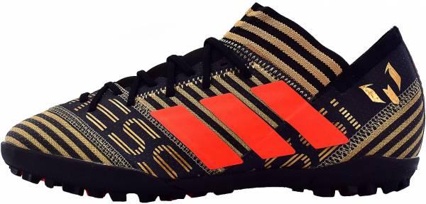 Adidas Nemeziz Messi Tango 17.3 Turf - Black (Cblack/Solred/Tagome Cblack/Solred/Tagome) (CP9108)