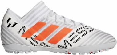 Adidas Nemeziz Messi Tango 17.3 Turf - Multicolor Ftwr White Solar Orange Core Black (S77193)