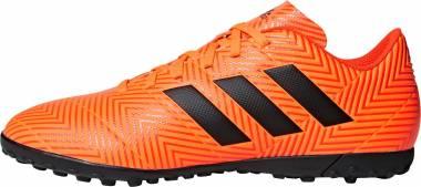 Adidas Nemeziz Tango 18.4 Turf - Arancione (Zest/Cblack/Solred Zest/Cblack/Solred)