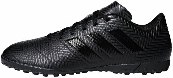 Adidas Nemeziz Tango 18.4 Turf Black (Cblack/Cblack/Ftwwht Cblack/Cblack/Ftwwht)