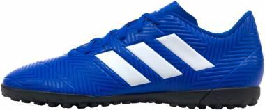 Adidas Nemeziz Tango 18.4 Turf - Azul Fooblu Ftwbla Fooblu 001