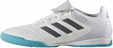 Adidas Copa Tango 17.3 Indoor Weiß (Footwear White/Onix/Clear Grey) Men