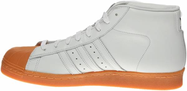 Adidas Pro Model 80s DLX White