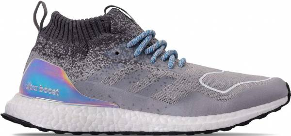 Adidas Ultraboost Mid Silver