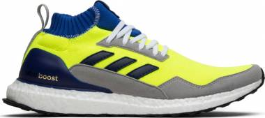 Adidas Ultraboost Mid Yellow Men