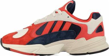 Adidas Yung-1 - Chalk White Core Black Collegiate Navy
