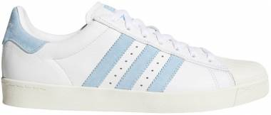 Adidas Superstar Vulc x Krooked  - White