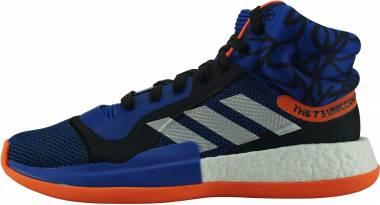 Adidas Marquee Boost Collegiate Royal/Black/True Orange Men