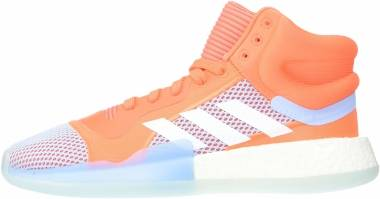 Adidas Marquee Boost - coral